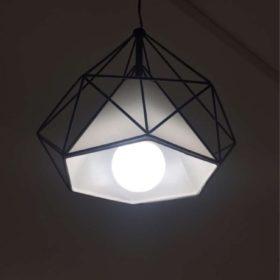 Nordic Framed Pendant Light photo review