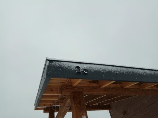 Nordic Outdoor House Number photo review