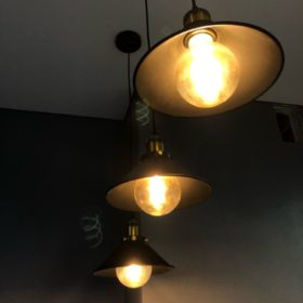 Nordic Industrial Pendant Light photo review