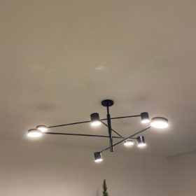Nordic Modern Chandelier photo review