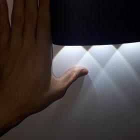 Nordic Aluminium Wall Light photo review