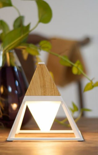 Nordic Diamond Table Lamp photo review